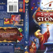 The Sword in the Stone (2008) R1 DVD Cover