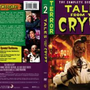 Tales From the Crypt Season 2 (1990) R1 DVD Cover