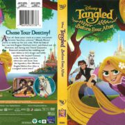 Tangled Before Ever After (2017) R1 DVD Cover