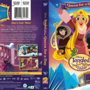 Tangled the Series: Queen for a Day (2017) R1 DVD Cover