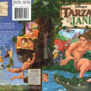 Tarzan & Jane (2002) R1 DVD Cover