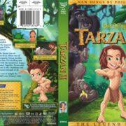 Tarzan II (2005) R1 DVD Cover