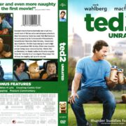 Ted 2 (2015) R1 DVD Cover