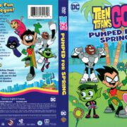 Teen Titans Go! Pumped for Spring (2018) R1 DVD Cover