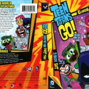 Teen Titans Go! Season 1 Part 2 (2015) R1 DVD Cover