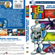 Teen Titans Season 2 (2006) R1 DVD Cover