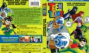 Teen Titans Season 5 (2008) R1 DVD Cover