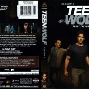 Teen Wolf Season 2 (2012) R1 DVD Cover
