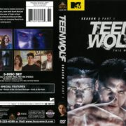 Teen Wolf Season 3 Part 1 (2013) R1 DVD Cover