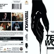 Teen Wolf Season 5 Part 1 (2015) R1 DVD Cover
