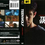 Teen Wolf Season 5 Part 2 (2015) R1 DVD Cover