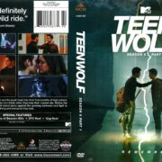 Teen Wolf Season 6 Part 1 (2016) R1 DVD Cover