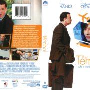 The Terminal (2004) R1 DVD Cover