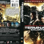 Terminator Salvation (2009) R1 DVD Cover