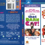 That Darn Cat Double Feature (1965) R1 DVD Cover