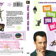 That Thing You Do! (2001) R1 DVD Cover