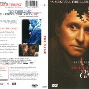The Game (2002) R1 DVD Cover