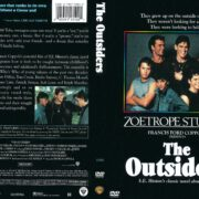 The Outsiders (1982) R1 DVD Cover