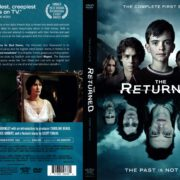 The Returned Season 1 (2014) R1 DVD Cover