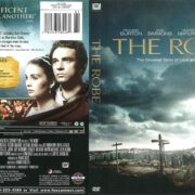 The Robe (1953) R1 DVD Cover