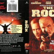 The Rock (1996) R1 DVD Cover