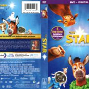 The Star (2017) R1 DVD Cover