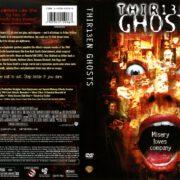 Thir13en Ghosts (2001) R1 DVD Cover