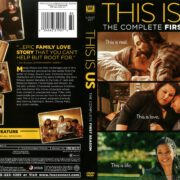This is Us Season 1 (2001) R1 DVD Cover