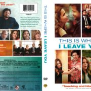 This Is Where I Leave You (2014) R1 DVD Cover