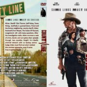 County Line (2017) R1 Custom DVD Cover & Label