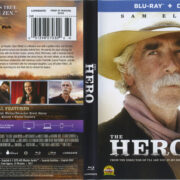 The Hero (2017) R1 Blu-Ray Cover & Label