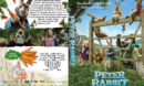 Peter Rabbit (2018) R1 Custom DVD Cover & Label