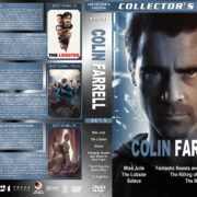 Colin Farrell Collection - Set 5 (2015-2017) R1 Custom DVD Covers
