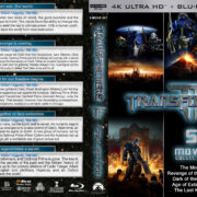 Transformers Collection (2007-2017) R1 Custom 4K UHD Cover