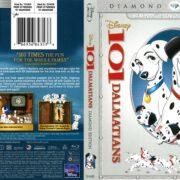 101 Dalmatians (2015) R1 Custom Blu-Ray Cover