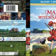 Mary and the Witch's Flower (2018) R1 Blu-Ray Cover