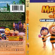 Maya the Bee 2: The Honey Games (2018) R1 Blu-Ray Cover