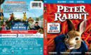 Peter Rabbit (2018) R1 Blu-Ray Cover