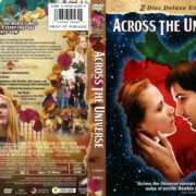 Across the Universe (2008) R1 DVD Cover