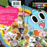 The Amazing World of Gumball: The DVD (2012) R1 DVD Cover