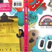 The Amazing World of Gumball: The Mystery (2011) R1 DVD Cover
