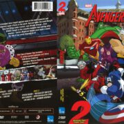 Avengers! Earth's Mightiest Heroes Season 2 Part 2 (2013) R1 DVD Cover