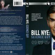 Bill Nye: Science Guy (2017) R1 DVD Cover