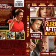 Burn After Reading (2008) R1 DVD Cover