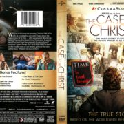 The Case for Christ (2017) R1 DVD Cover