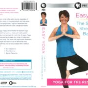 Easy Yoga: The Secret to Strength and Balance (2014) R1 DVD Cover
