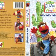Elmo's World: Wild Wild West! (2009) R1 DVD Cover