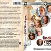 Finding Your Roots Season 4 (2017) R1 DVD Cover