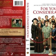 For Your Consideration (2006) R1 DVD Cover