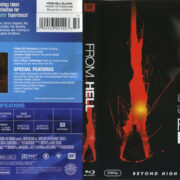 From Hell (2011) R1 Blu-Ray Cover & Label